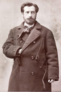 Frederic Auguste Bartholdi1