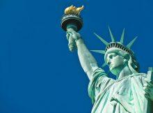 fakta tentang patung libery