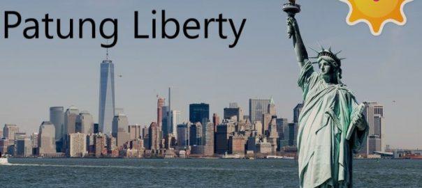 Kesan Berlibur Di Patung Liberty