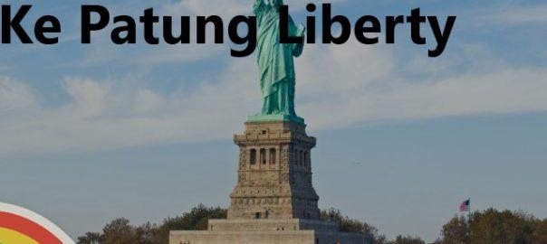 Kunjungan Sekolah Ke Patung Liberty