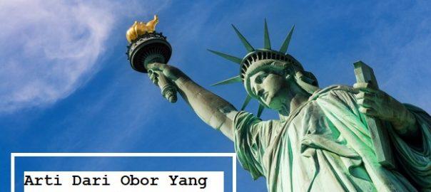Arti Dari Obor Yang Dipegang Patung Lady Liberty